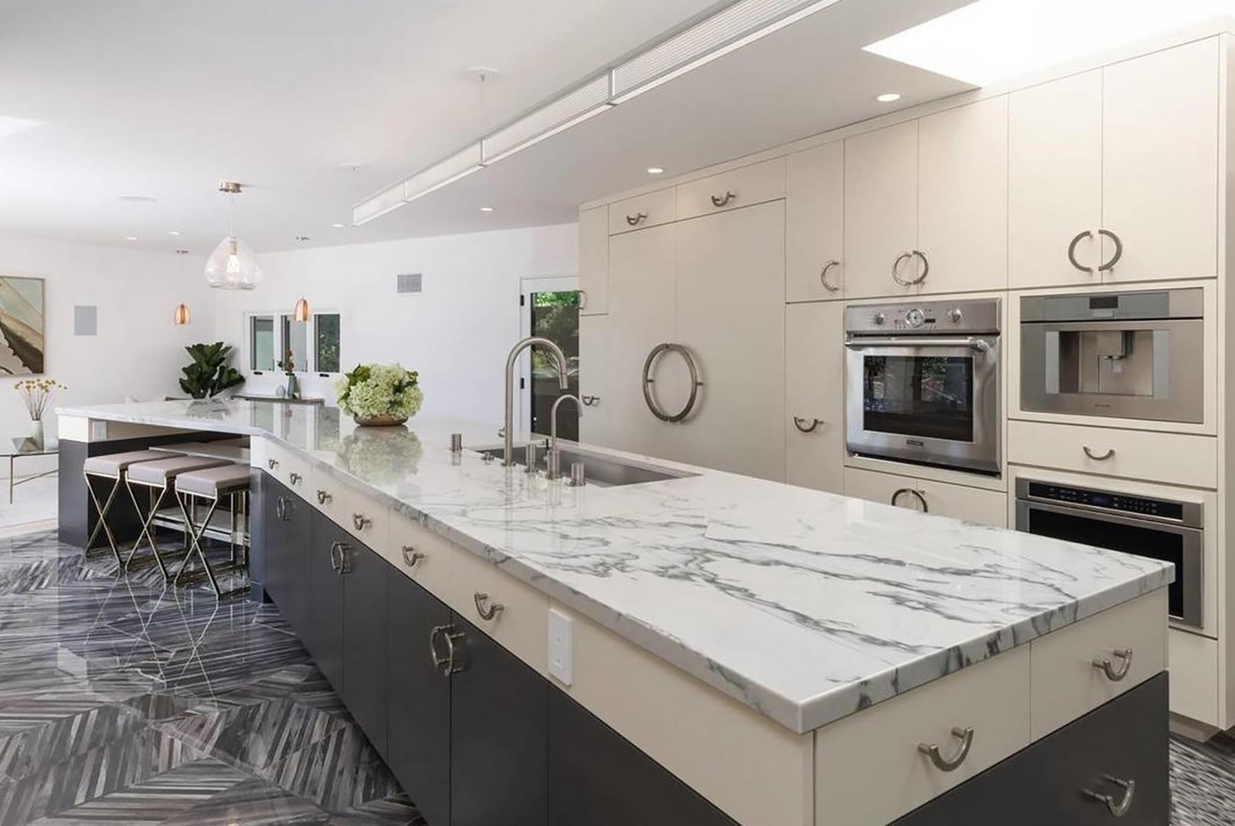 Residential architect Los Angeles home renovation kitchen 2
