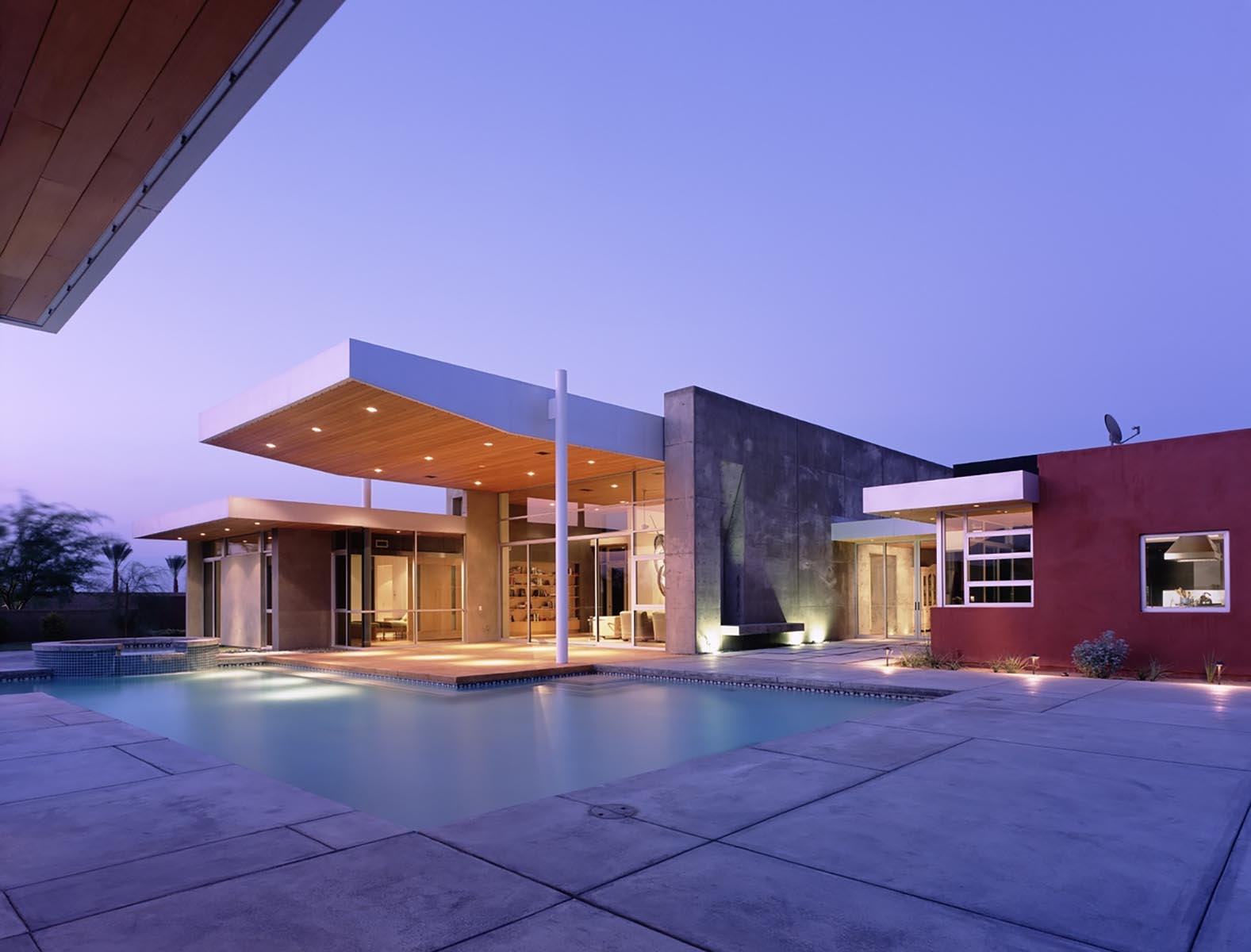 Architect home design modern contemporary exterior 2