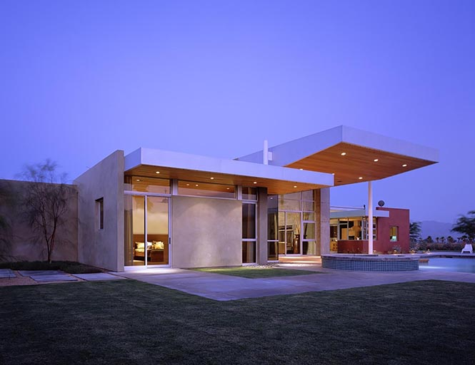 Architect home design modern contemporary exterior 3